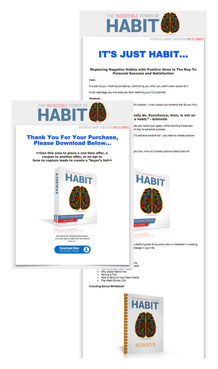 0-Habit creation sales